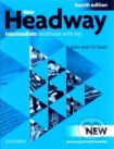 New Headway Intermediate (Fourth Edition) Work Book with Key + iCHECKER CD-ROM (Czech Edition),