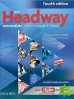 New Headway Intermediate (Fourth Edition) Maturita Student´s Book + iTUTOR DVD-ROM (Czech Edition)